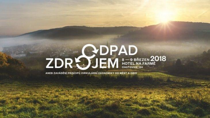 Konference ODPAD ZDROJEM 2018