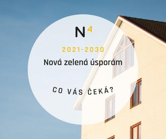 Nová zelená úsporám 2021+